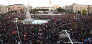 Las Marchas por la Dignidad estarán de vuelta en Madrid, caminando hacia una huelga genera