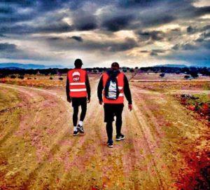 #apie600km el 20 de Octubre en Madrid -12:00 Glorieta San Vicente