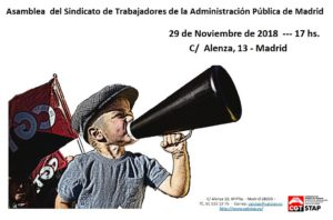Información Asamblea 29 de Noviembre