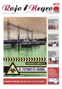 ROJO Y NEGRO DE JULIO – AGOSTO 2019