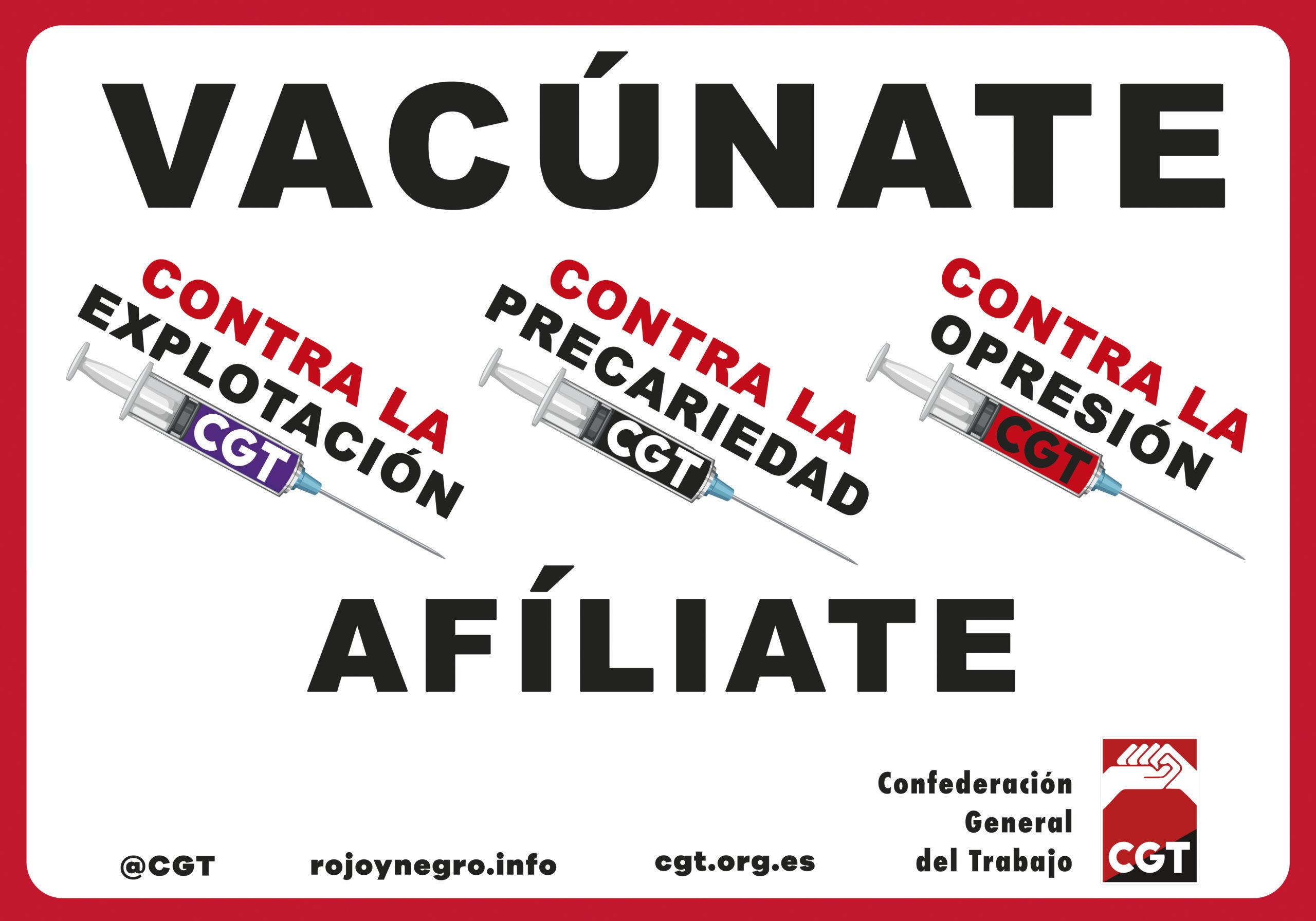 AFILIATE A CGT