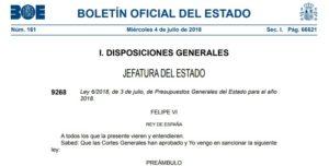 """PGE 2018  GOBIERNE QUIEN GOBIERNE, LOS DERECHOS SE DEFIENDEN"""""""