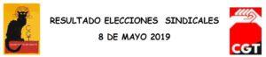 RESULTADO ELECCIONES SINDICALES AYUNTAMIENTO DE MADRID