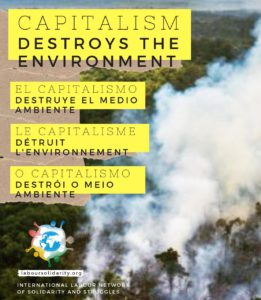 Llamamiento a la movilización mundial por el clima del 20 al 27 de septiembre